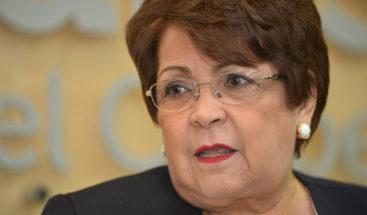 Alejandrina Germán emplaza a diputados PRM probar pagos a Joao fueron para financiar campaña presidencial