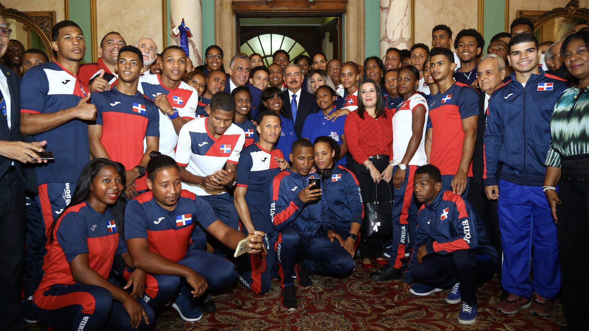 Dominicana va por más de 77 medallas y a quedar entre los cinco primeros