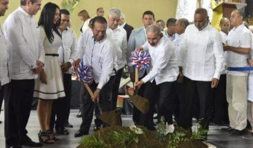 Presidente Medina inaugura complejo turístico propiedad de Antonio Marte