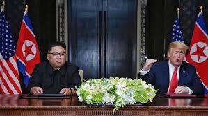 EE.UU. quiere programar otra cumbre Trump-Kim para septiembre, según informe