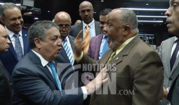 Diputados rechazan interpelar a director PN por últimos hechos de violencia