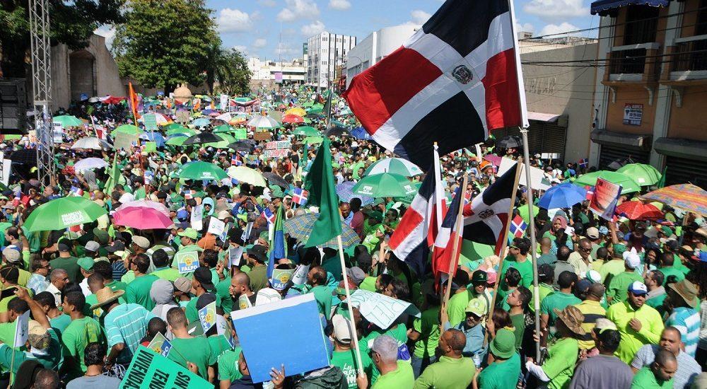 PRM respalda Marcha del Millón; hará otras movilizaciones