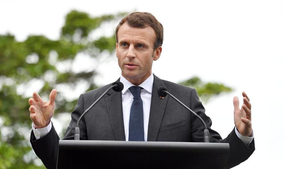 Macron rechaza acuerdo comercial UE-EEUU ante la falta contexto equilibrado