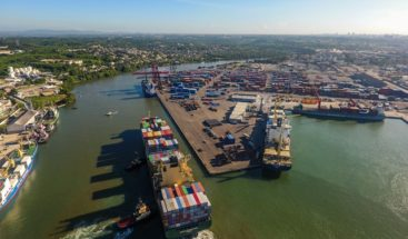 Puerto de Haina registra mayor tránsito de buques de República Dominicana