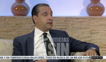 Servio Tulio Castaños: