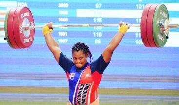Crismery Santana brinda dos oros a Dominicana en Juegos Centroamericanos y del Caribe