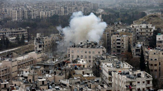Sube a 183 el número de muertos en combates y atentados en el sur de Siria