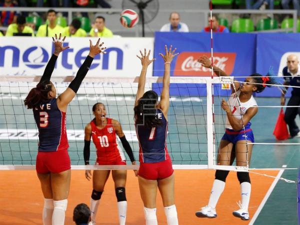 México vence a Venezuela, Puerto Rico a Costa Rica y R. Dominicana a Cuba