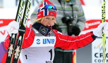 Muere a los 38 años la esquiadora noruega Vibeke Skofterud