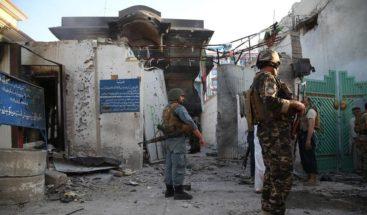 Al menos 18 muertos en ataque a sede de Ministerio de Refugiados afgano
