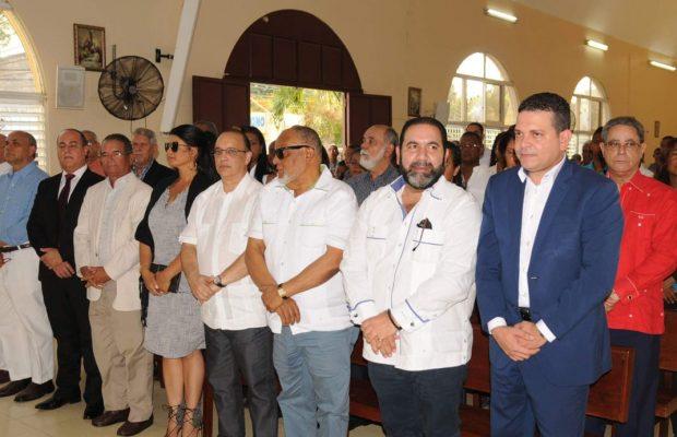 PRSC conmemora con concurrida misa 16 aniversario fallecimiento Joaquín Balaguer