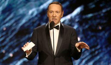 La Policía investiga tres nuevas denuncias de agresión sexual contra el actor Kevin Spacey