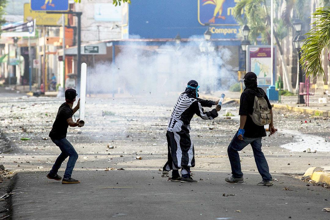 EEUU aumenta sus sanciones a Nicaragua por abusos a derechos humanos