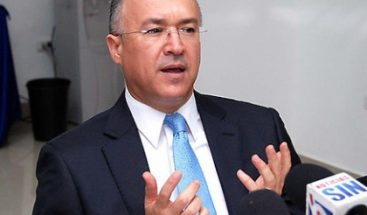 Domínguez Brito pide aprobar proyecto de Garantías Mobiliarias para proteger Mipymes