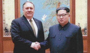 Pompeo visitará Corea del Norte entre el 5 y 7 de julio para reunirse con Kim