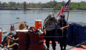 Detienen a 3 dominicanos que trataban de entrar ilegalmente a Puerto Rico
