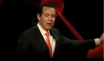 "John Morales impartirá charla magistral ""En el OJO de la Tormenta"""
