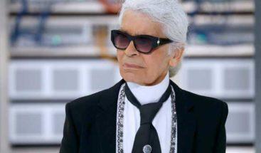 Karl Lagerfeld no imagina quién será su sucesor porque dice ser