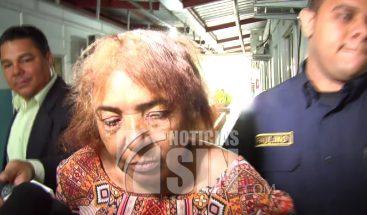 Seis meses de prisión a mujer acusada matara palos y con un pico a su madre