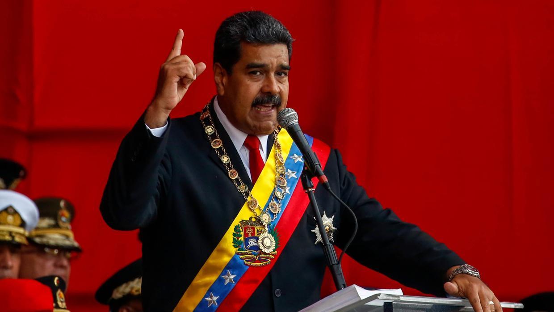 Gobierno venezolano presenta cronología supuesto atentado contra Maduro