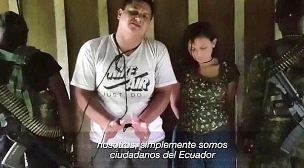 Ecuador confirma que mañana serán repatriados los cuerpos de pareja asesinada