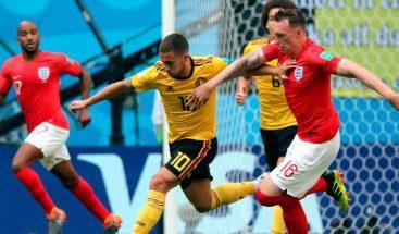 Bélgica se marcha de Rusia 2018 con el tercer puesto
