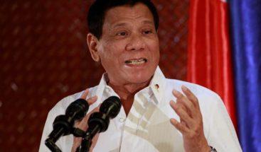 Tregua de Duterte con la Iglesia católica tras llamar a Dios