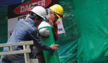 Tailandia interrumpe hasta mañana las tareas de rescate de los atrapados