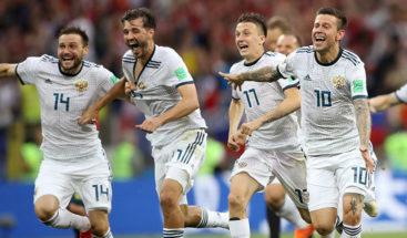 Rusia echa a España tras imponerse en los penaltis y pasa a cuartos del Mundial