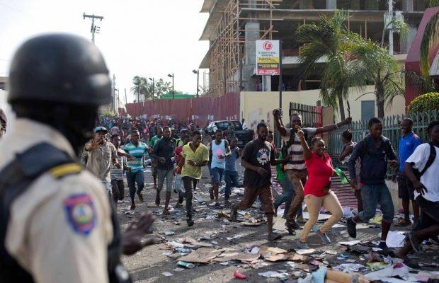 Gobierno haitiano anuncia investigación sobre disturbios