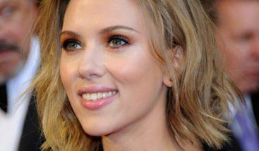 Scarlett Johansson abandona filme donde iba a encarnar a hombre transgénero