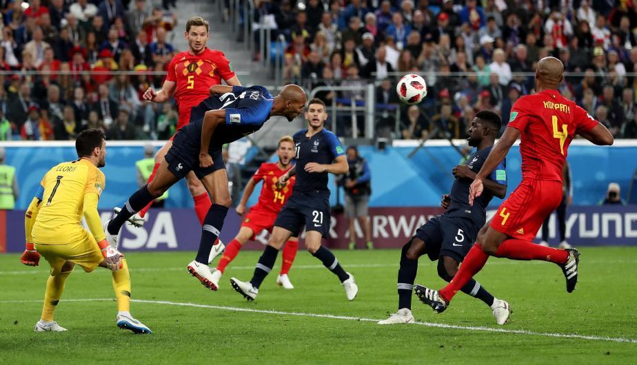 Francia jugará la final del Mundial de Rusia 2018