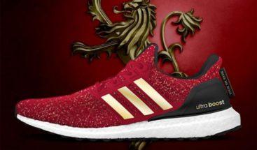 Filtradas las zapatillas de Juego de Tronos que Adidas lanzaría en 2019