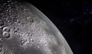Confirman la existencia de hielo en superficie de los polos de la Luna