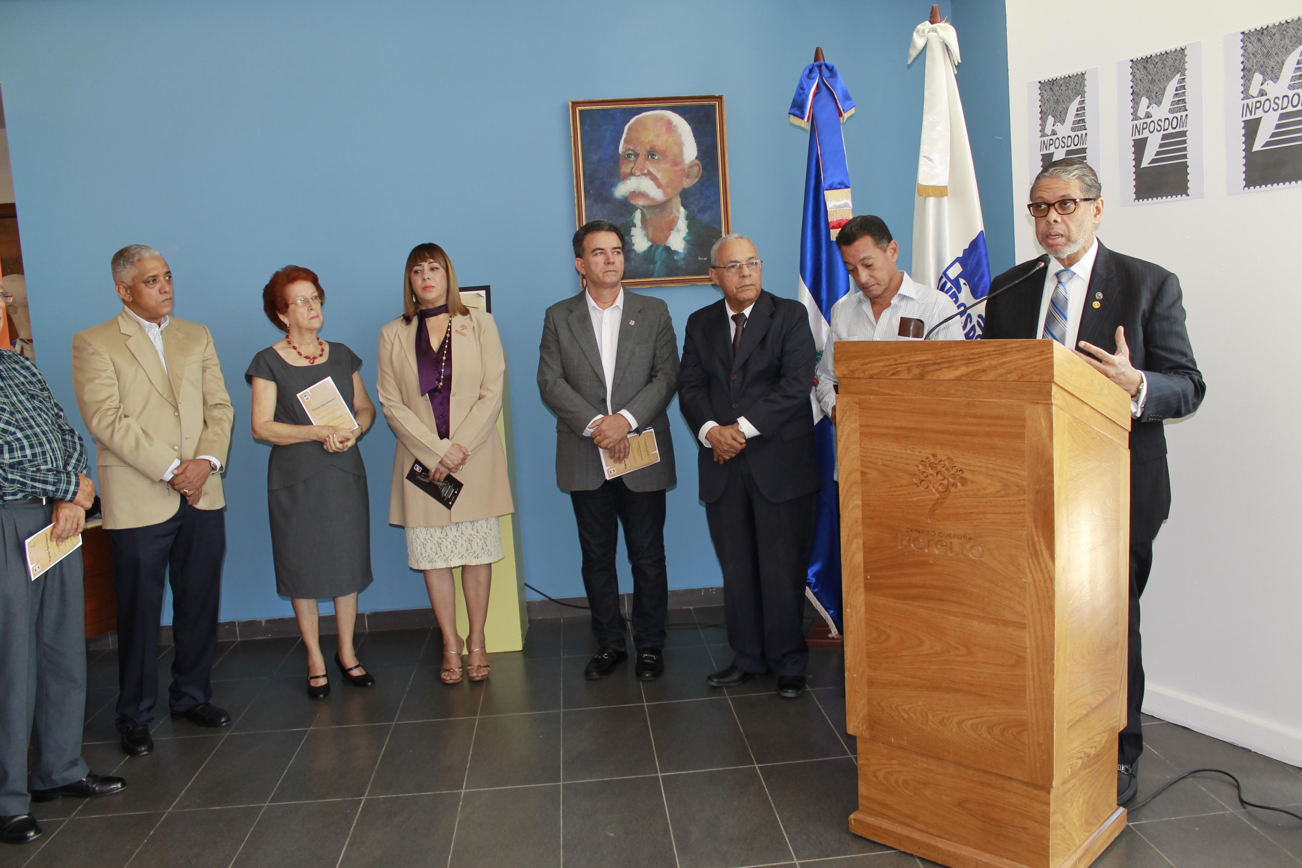 """Realizan apertura a """"Exposición de Cartas Epistolares"""""""