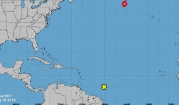 Disturbio en Antillas Menores podría convertirse en ciclón en 48 horas