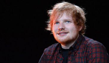 El cantante Ed sheeran revela que no sacará disco el próximo año