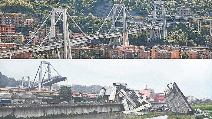 Diseñador de puente derrumbado en Génova advirtió riesgos hace 40 años
