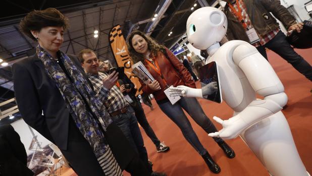 Mundial de Robótica busca dar soluciones tecnológicas a problema global