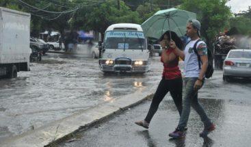 Vaguada generará chubascos dispersos en algunas localidades