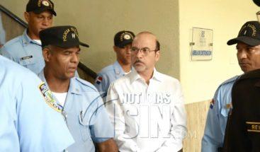 Imponen prisión domiciliaria al empresario Luis José Asilis