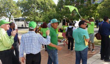 Marcha Verde tiene todo listo para una manifestación ordenada y pacífica