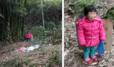 Padres chinos intentan vender una niña para pagar tratamiento de hermano