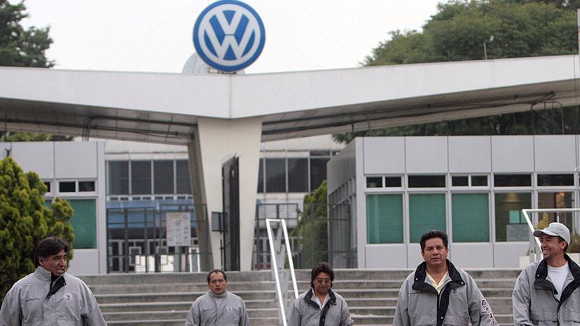 Agricultores mexicanos acusan a Volkswagen de alterar el clima