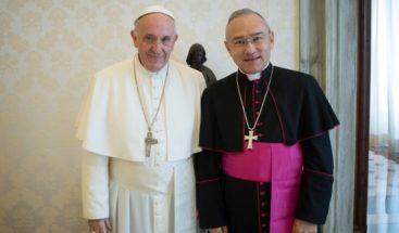 Papa nombra venezolano Peña Parra sustituto de la Secretaria de Estado