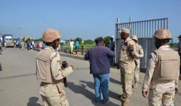 Haití convoca a embajador dominicano tras incidente en zona fronteriza