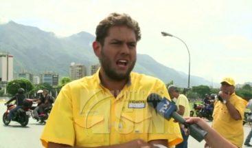 Familiares de diputado opositor denuncian que sigue desaparecido