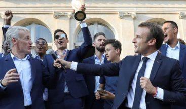 Deschamps, entrenador de Francia, estará en la conferencia de FIFA 2018