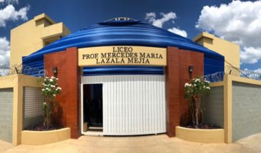 Danilo Medina entrega un liceo y dos estancias infantiles en La Romana