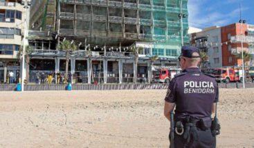 Un turista herido tras la agresión de vendedores ambulantes